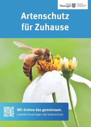 Artenschutz für Zuhause: Aufschirft auf eine Tüte mit Samen