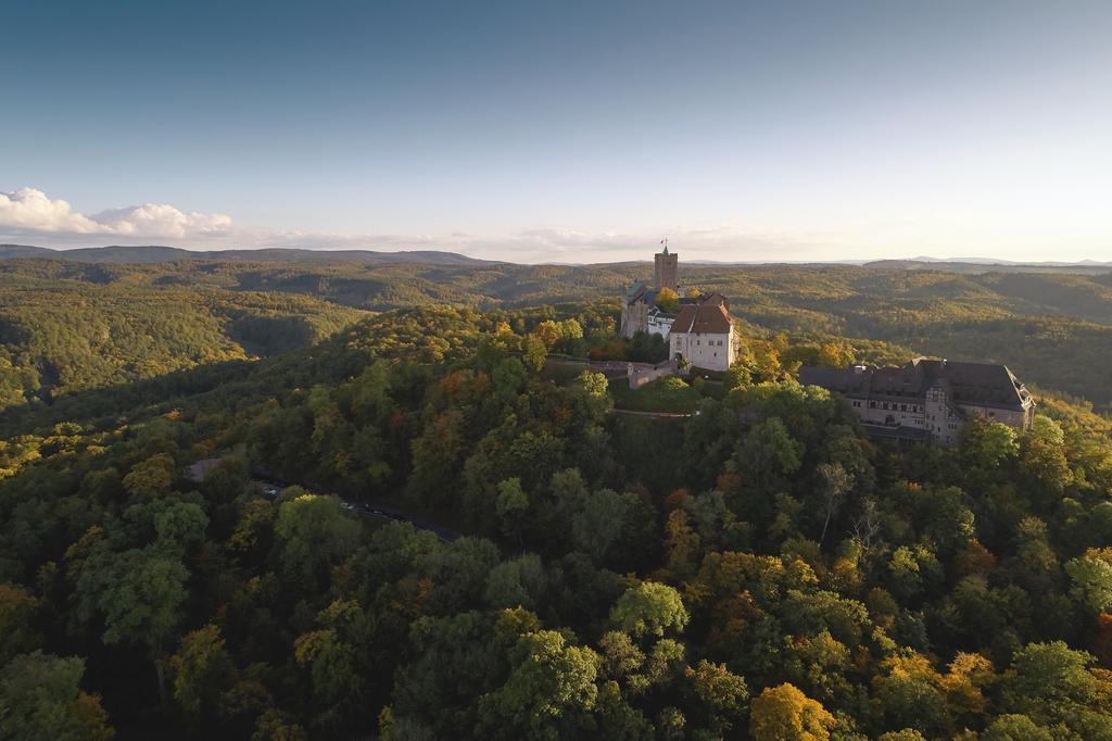 Blick auf die Wartburg (Foto: T. Sieland)